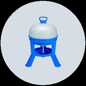 Abbeveratoi incubatrici borotto